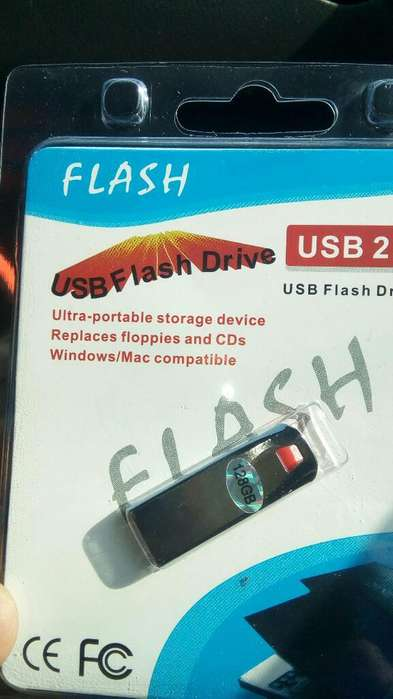 Pendrives 128gb