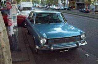 Renault Torino 1980 - 80000 km