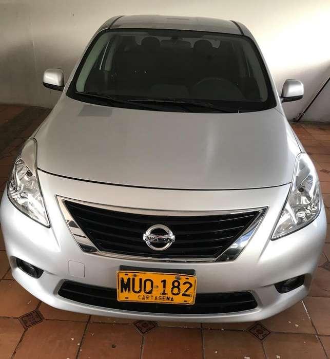 Nissan Versa 2015 - 0 km