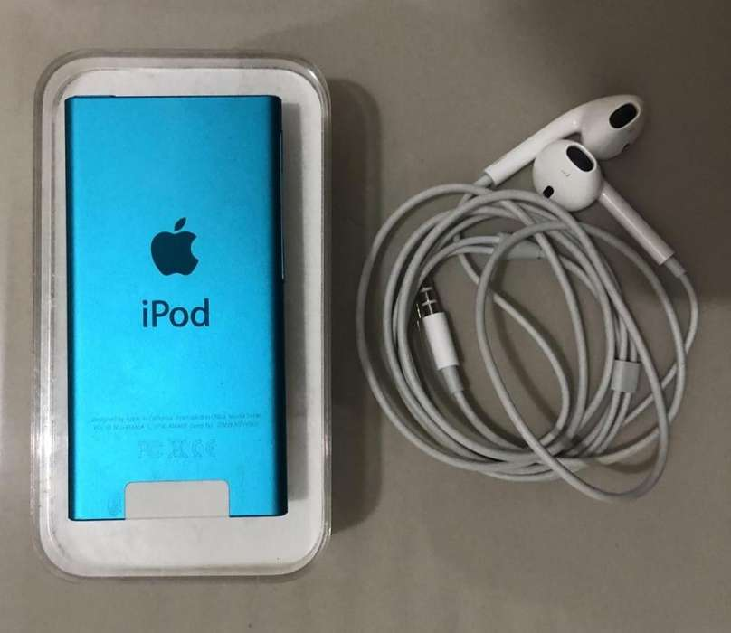 iPod Nano Blue 16 GB