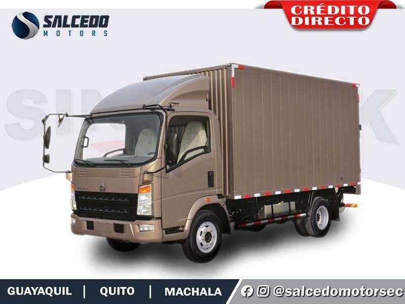SINOTRUK - Camión ST6.0