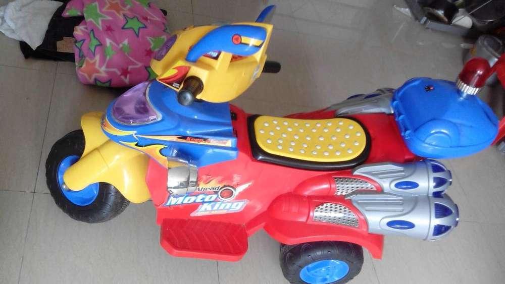 Vendo Moto para Niños Se Le Daño Elmotor