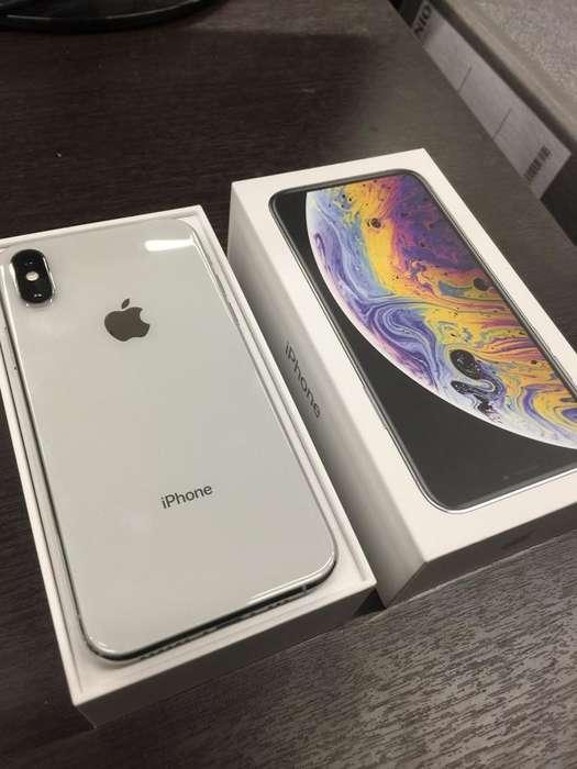 iPhone Xs 64Gb Blanco Nuevo C/Garantía