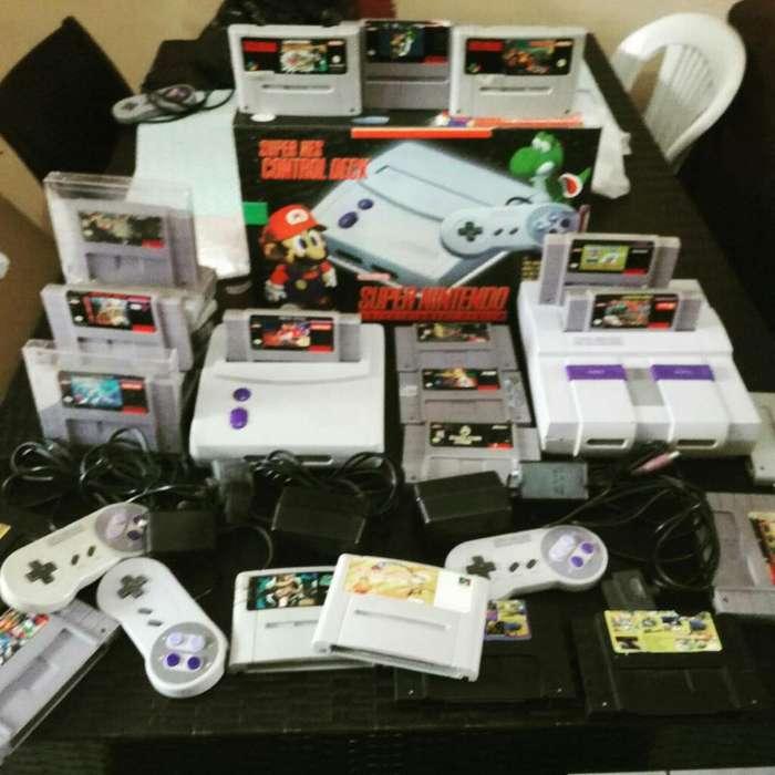 Nintendo Snes N64 Game Cartucho Juegos
