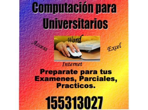 Clases de Informática para Universitarios