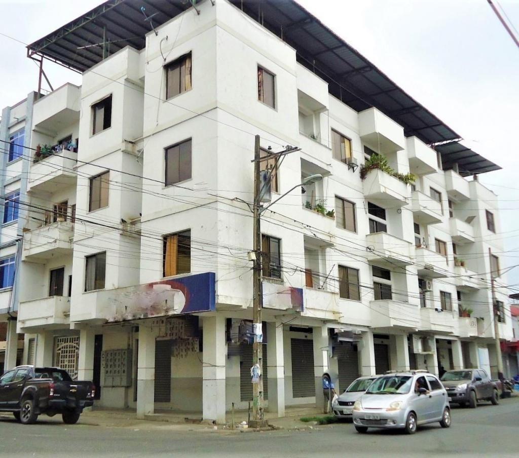 venta edificio rentero en ciudad de milagro, ecuador