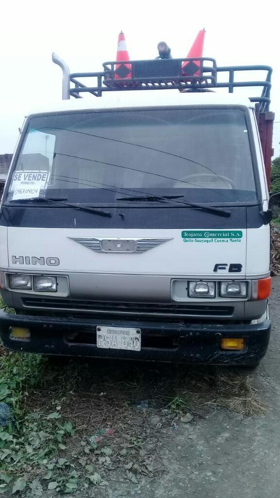 Camion Hino Fb
