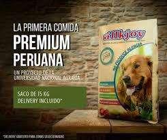 Allkjoy Adultos Razas 15kg Alimentos Perros
