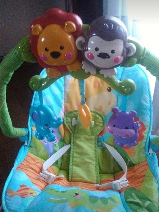 Mecedora <strong>fisher-price</strong>