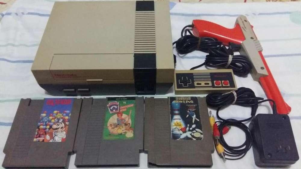 Consola Videojuegos Nintendo <strong>nes</strong>