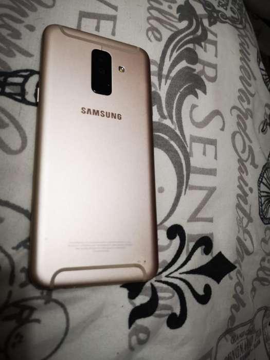 Samsung A6 Plus 32gb Dorado