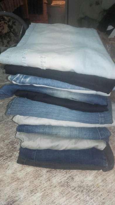 12 Jeans de Mujer Talles 36 Al 44
