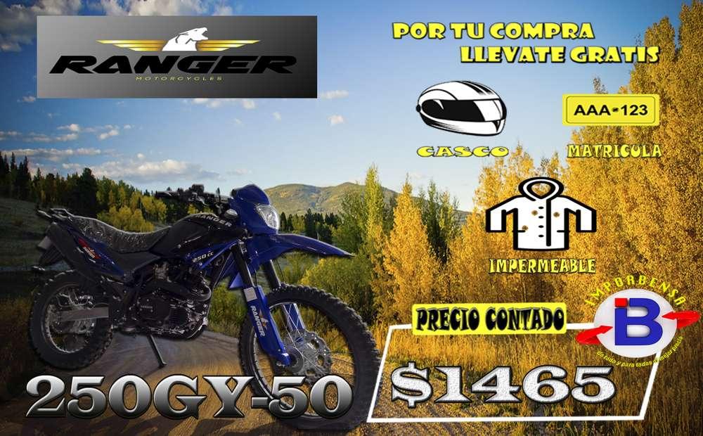 MOTO RANGER 250GY-50 IMPORTADORA BENAVIDES
