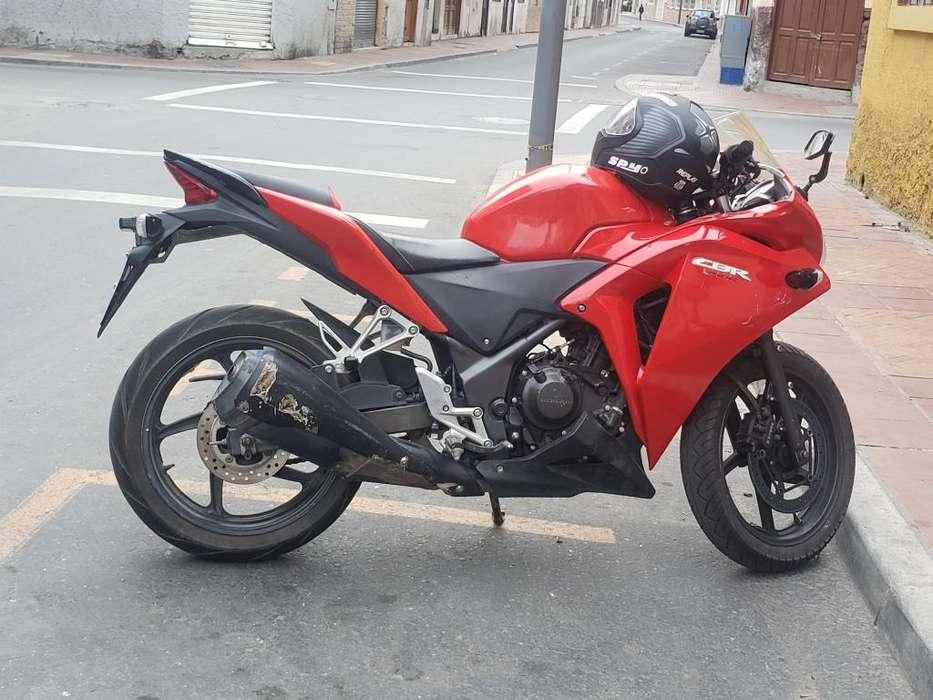 Moto <strong>honda</strong> Cbr 250