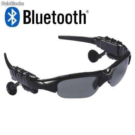 Gafas con audífonos <strong>bluetooth</strong>