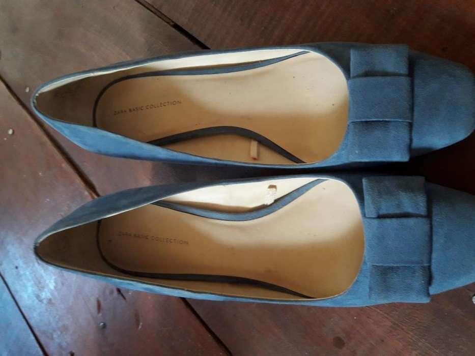 Zapatos zara collection