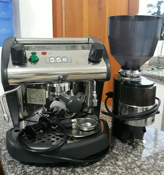 Cafetera Bezzera Mas Molino