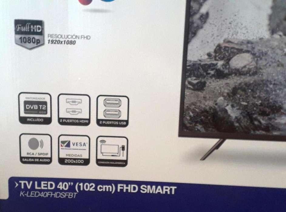 TV 40 KALLEY Smart FHD