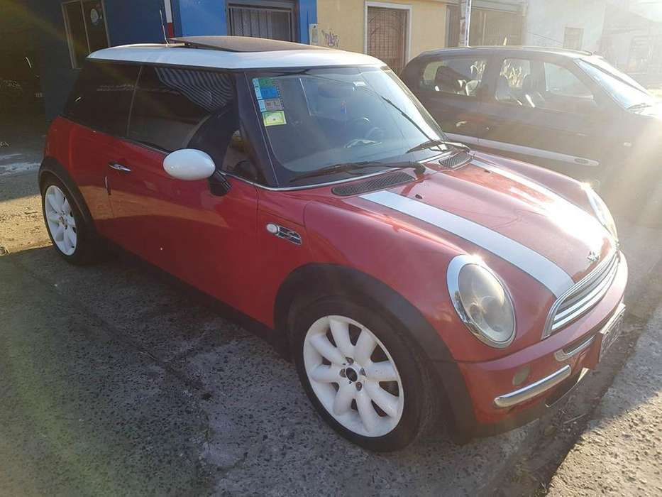 <strong>mini</strong> Cooper S 2004 - 125000 km