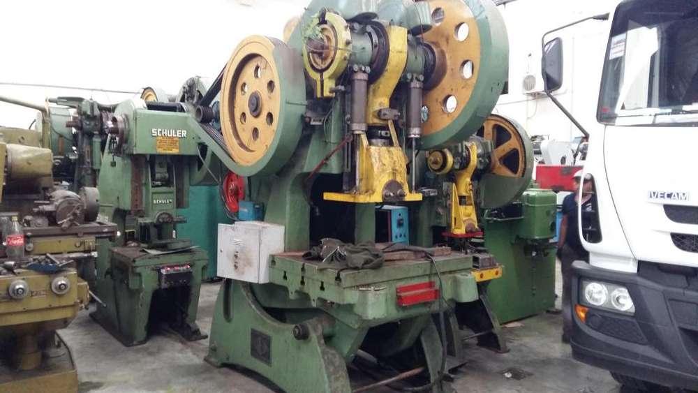 Balancin Automatico El Galeon de 170 tns .