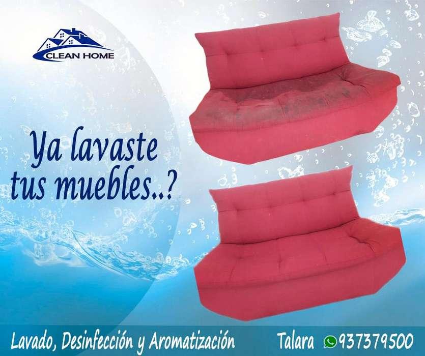 Lavado limpieza de muebles, sillas, colchones en Talara