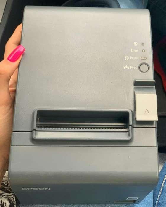 Se Vende Impresora Epson Tmt 20 Termica