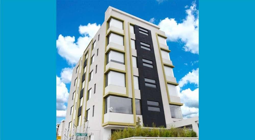 En venta departamento de 2 Dorm.– 77,33 m² sector Ponceano Alto