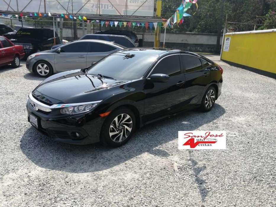 Honda Civic 2016 - 35000 km