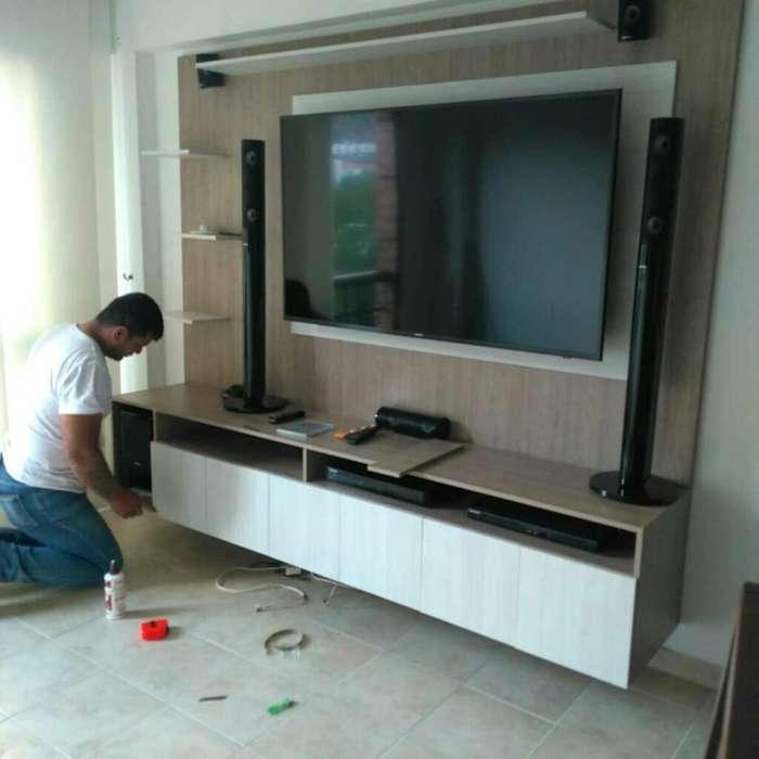 Instalacion Muebles Modulares