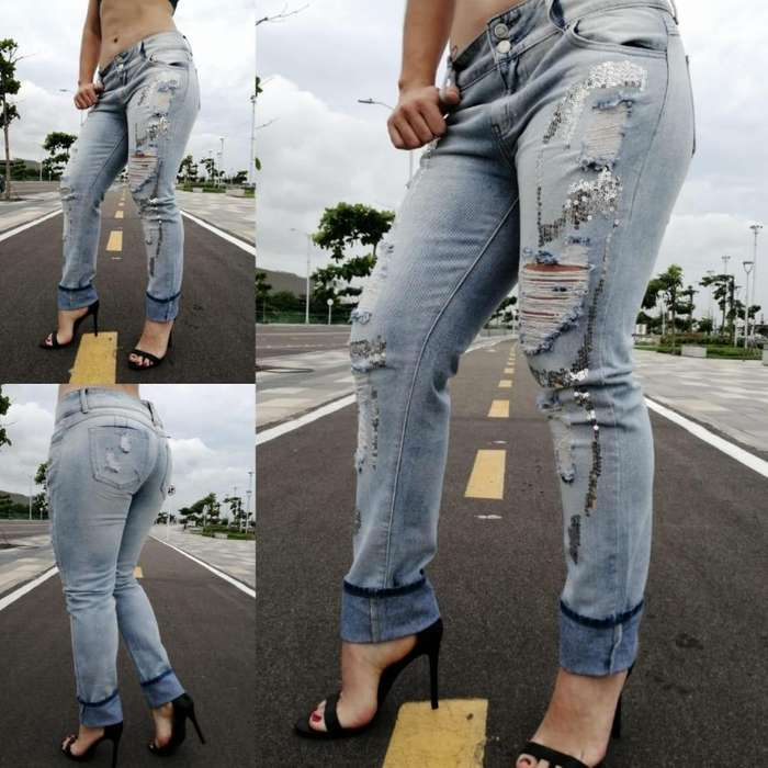 Mega Ofertas Jeans de Damas Americanos marca Gusto