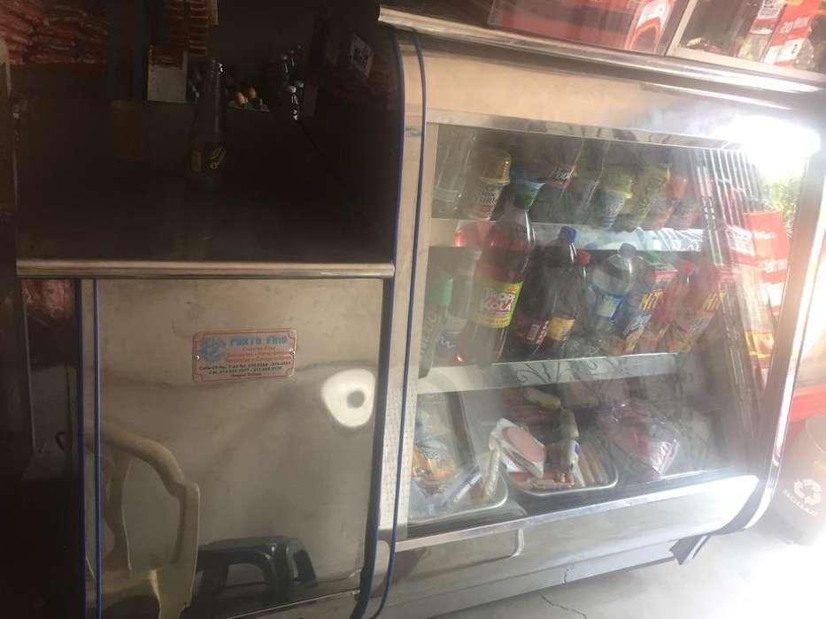 Panoramica Refrigerante Exibidora