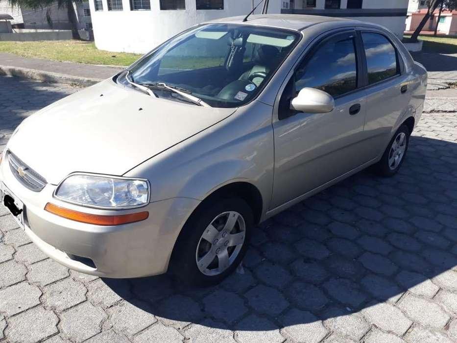 Chevrolet Aveo Family 2013 - 106000 km