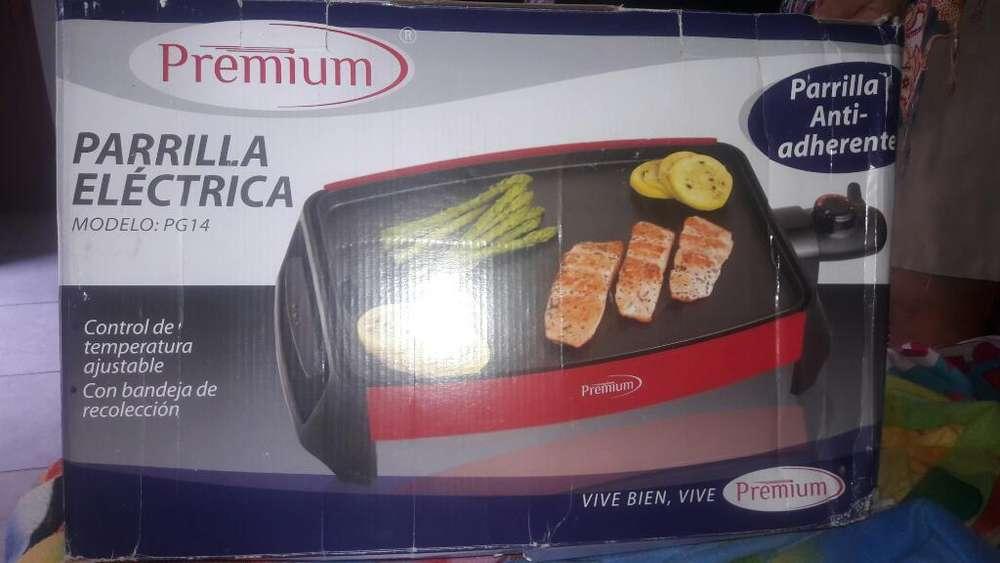 Parrilla Eléctrica Premium