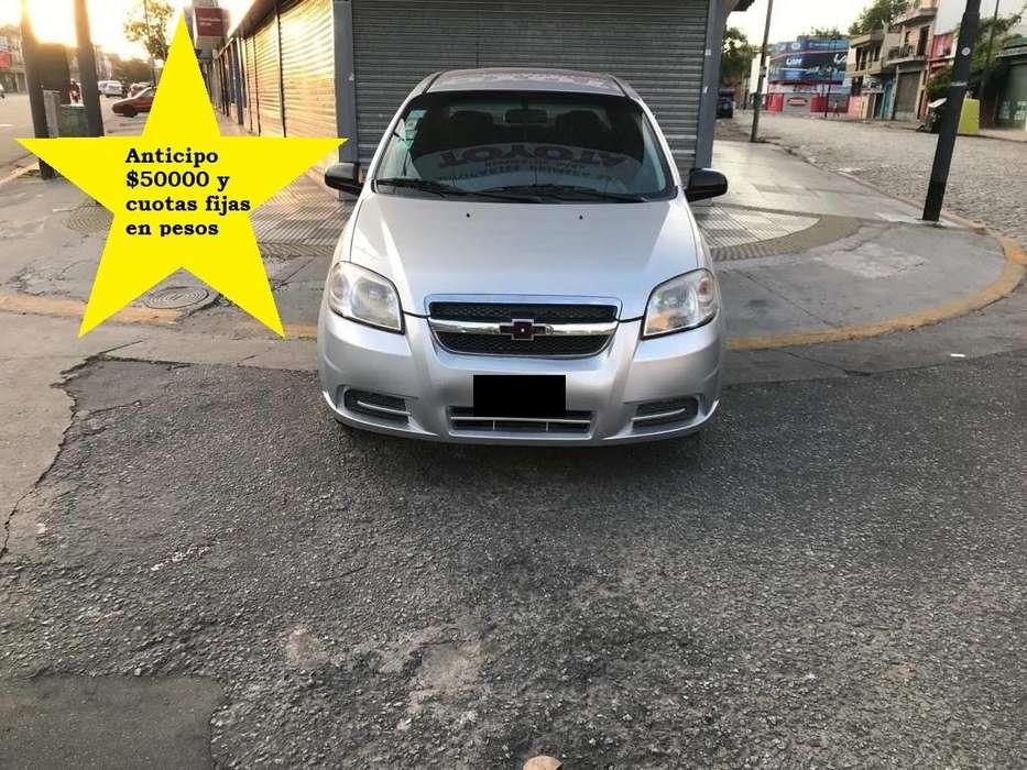 Chevrolet Aveo 2011 - 143023 km