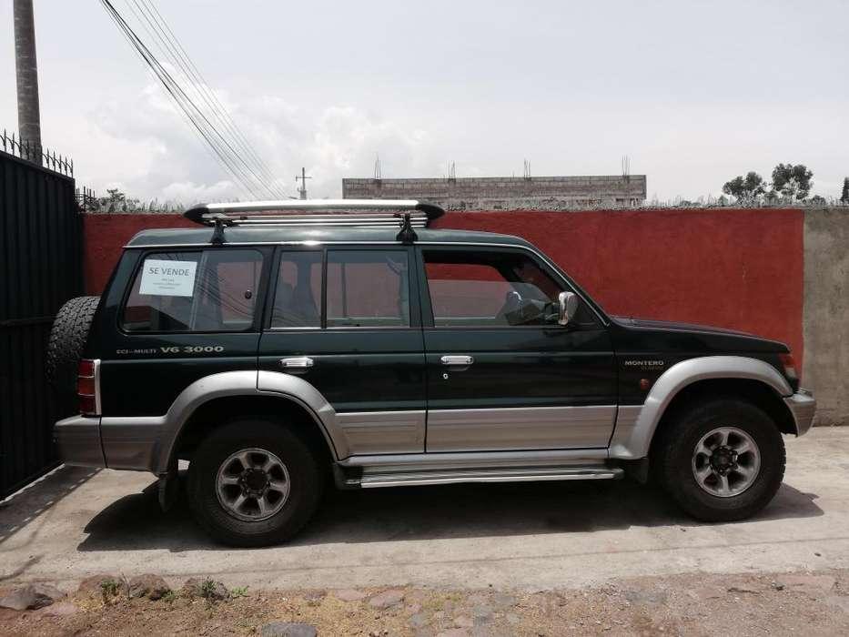 Mitsubishi Montero 2005 - 291000 km