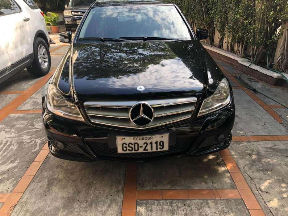 Mercedes-Benz Clase C 2012 - 120000 km