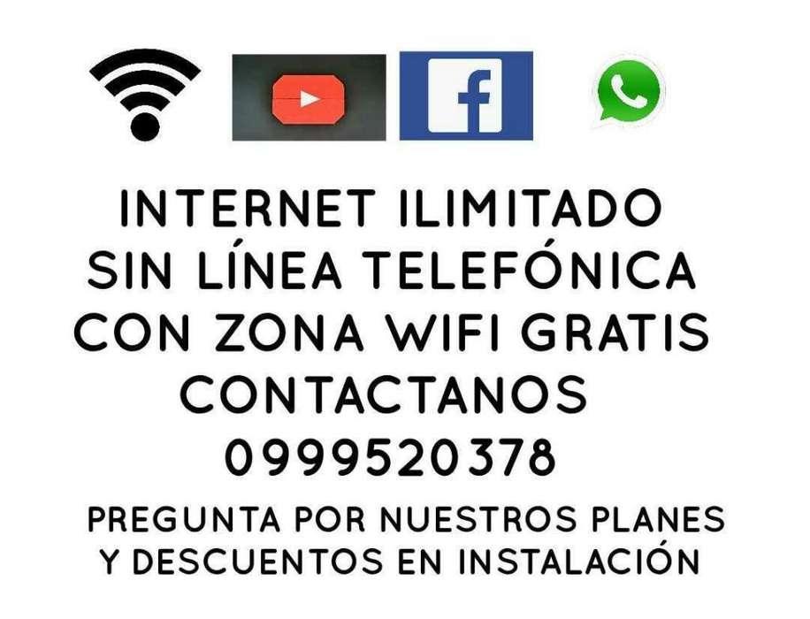 Servicio de Planes de Internet Home
