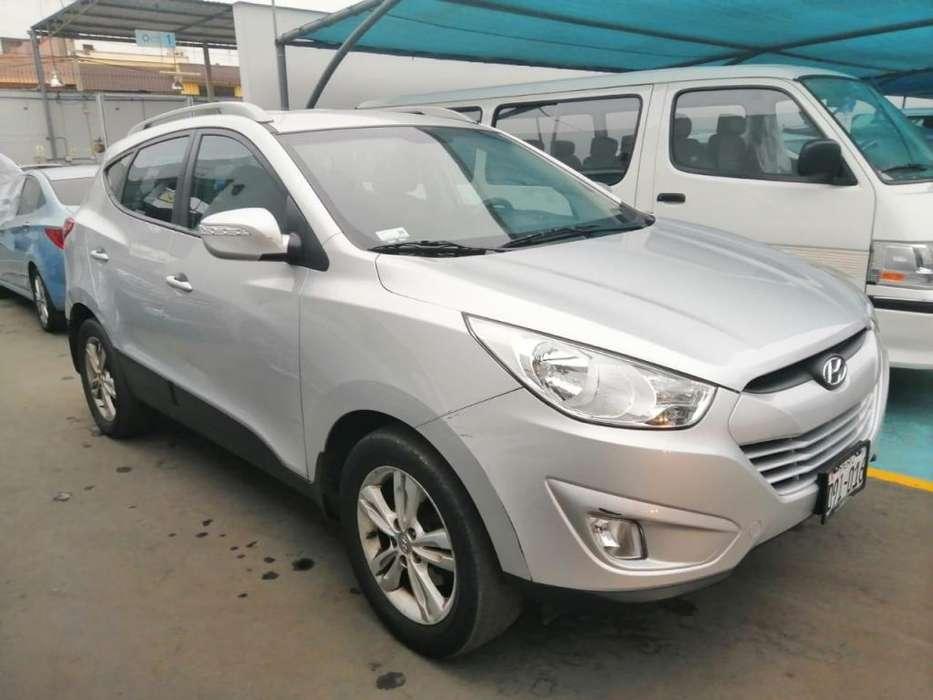 Hyundai Tucson 2013 - 56000 km