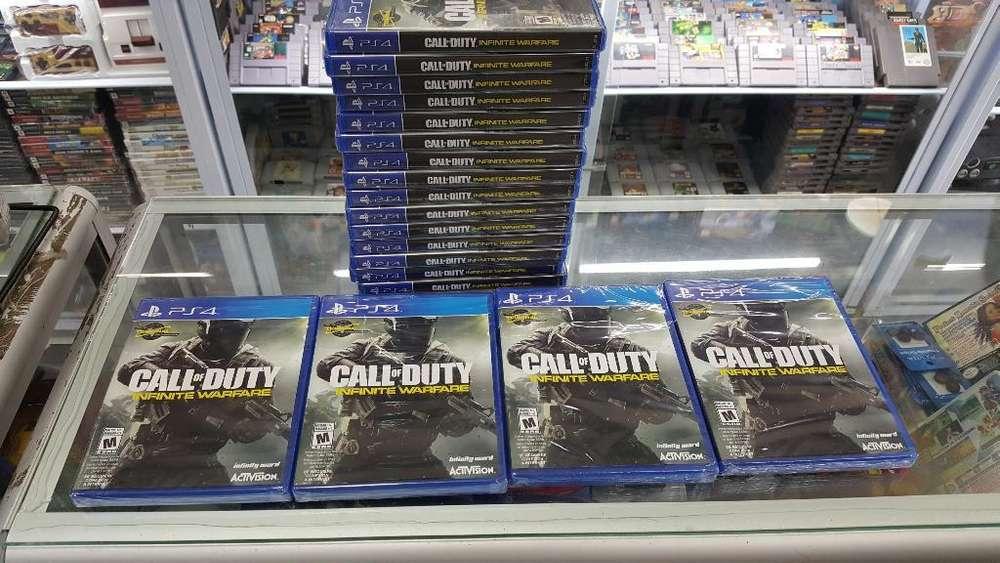 Play 4 Juegos Call Duty Nuevos A45 Cauno