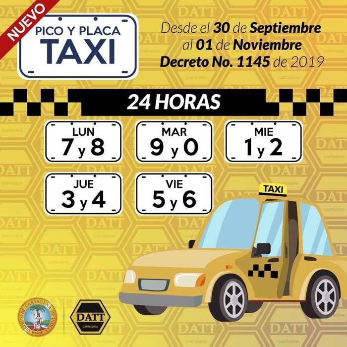 Se Nesecita Conductor para Taxis