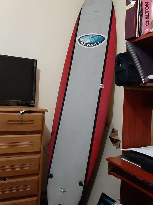 Tabla de Surf Longboard Marca Sunset