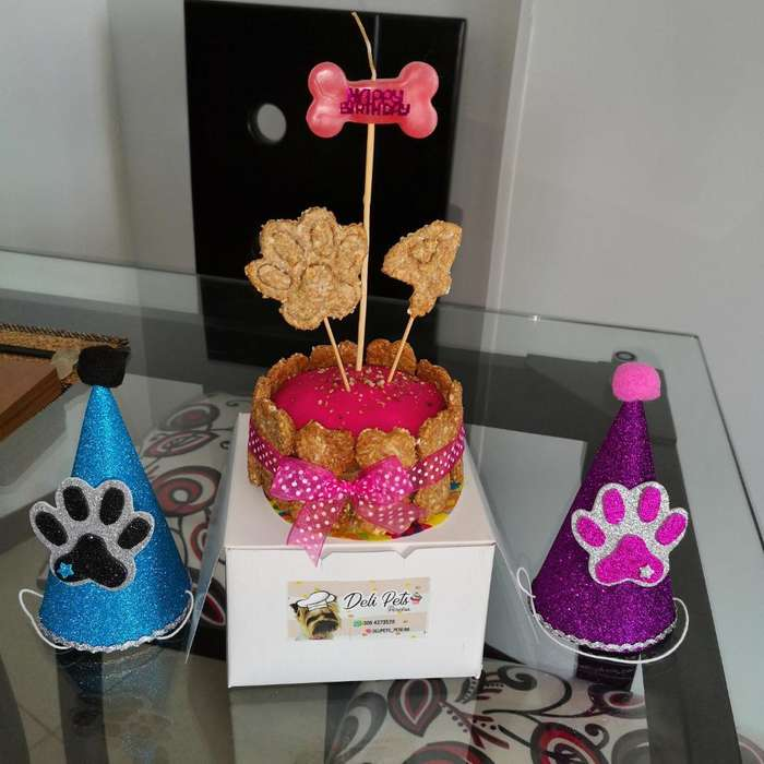 Torta para <strong>perro</strong>s
