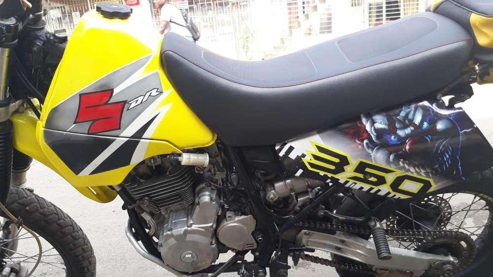 vendo moto suzuki dr 350