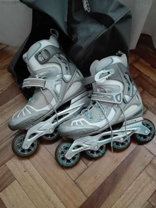 Rollers - Rollerblade Spark 84mm Magnesium - talle 39