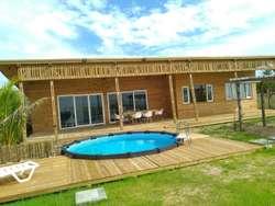 Casa de playa Santa Veronica a 30 min de Barranquilla y 45 min de Cartagena