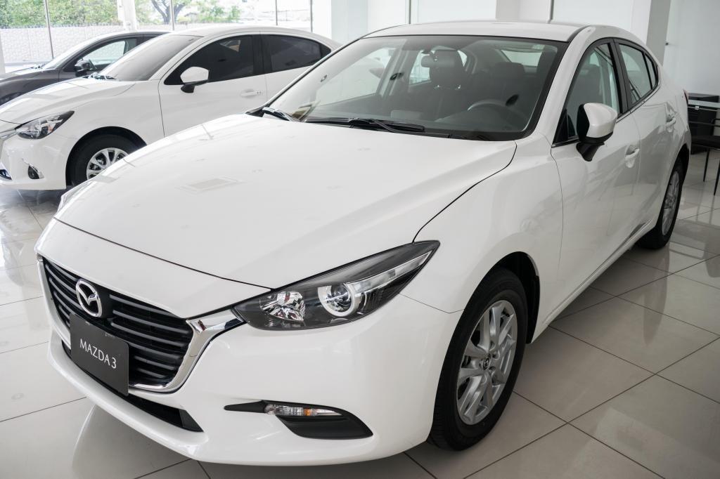 Mazda 3 Prime MT