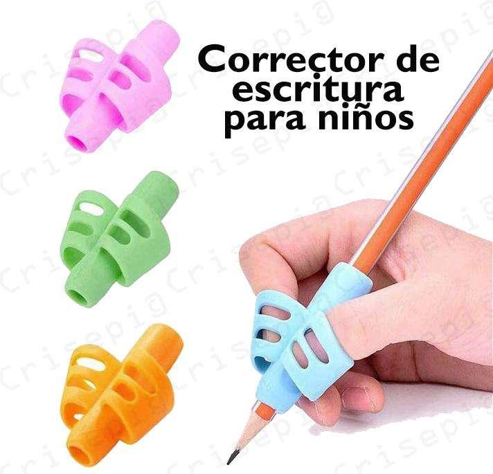 Corrector de escritura para niños