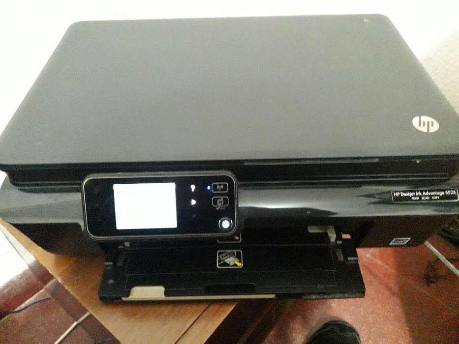 Impresora Hp con Wifi Excelente Estado