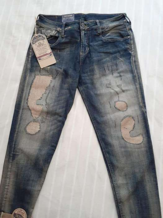 Pantalones 80; Tallas 28 30 32