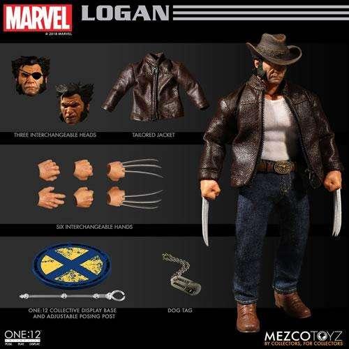 Figura Mezco One:12 - Marvel Logan